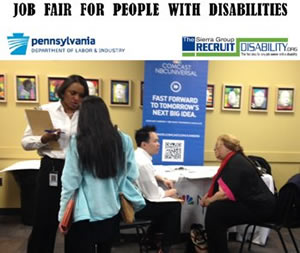 Job Fair March 2014